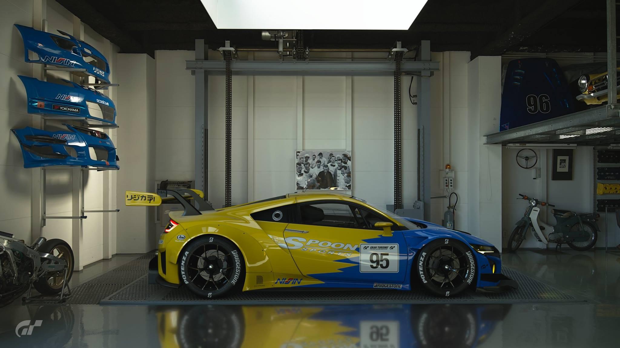 GT3 NSX